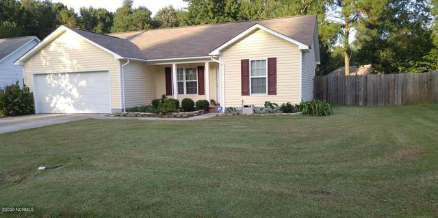 8 Enouch Lane, Jacksonville, NC 28540 (MLS #100247739) :: Lynda Haraway Group Real Estate