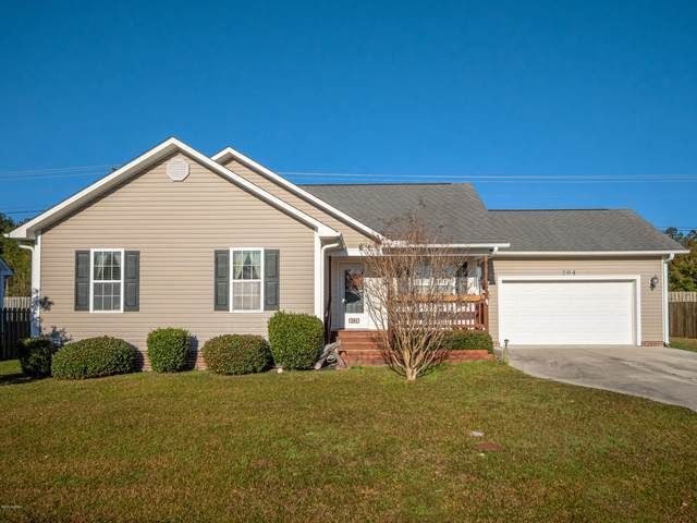 204 Oak Ridge Lane, Holly Ridge, NC 28445 (MLS #100247749) :: Courtney Carter Homes