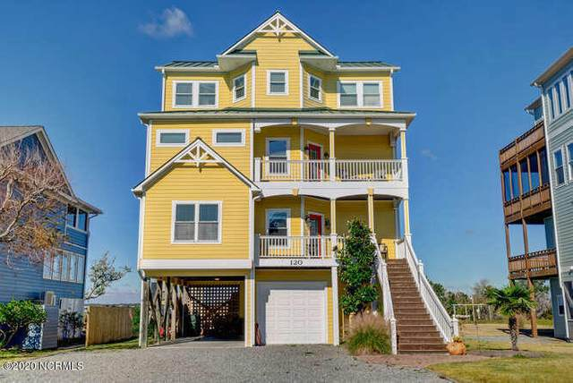 120 Windjammer Drive, Surf City, NC 28445 (MLS #100247761) :: Stancill Realty Group