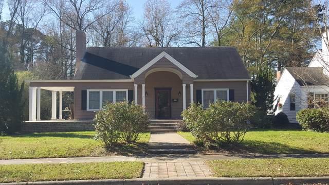 112 Lee Street, Williamston, NC 27892 (MLS #100247783) :: CENTURY 21 Sweyer & Associates