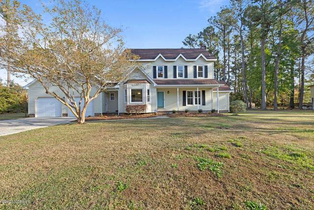 302 University Drive, Jacksonville, NC 28546 (MLS #100247784) :: Stancill Realty Group
