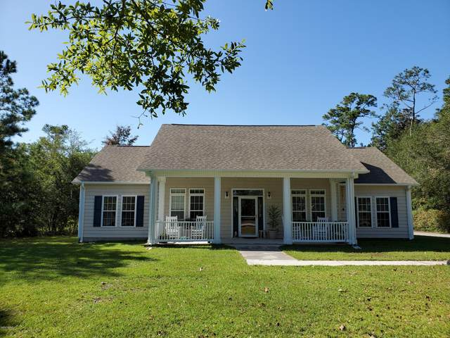 110 Shoreline Drive, Cedar Point, NC 28584 (MLS #100247827) :: Thirty 4 North Properties Group