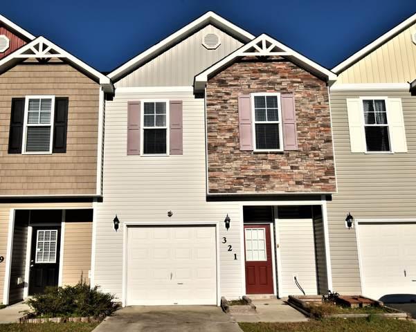 321 Cedar Island Trail, Holly Ridge, NC 28445 (MLS #100247829) :: Courtney Carter Homes