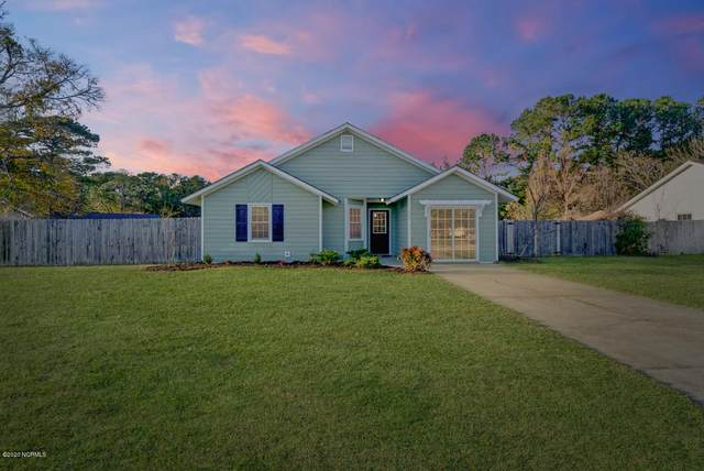 205 Hunting Green Drive, Jacksonville, NC 28546 (MLS #100247850) :: CENTURY 21 Sweyer & Associates
