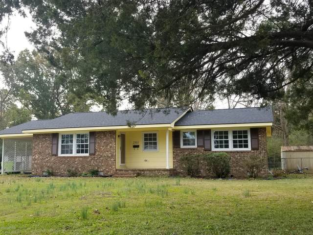 2501 Dogwood Drive, New Bern, NC 28562 (MLS #100247856) :: David Cummings Real Estate Team