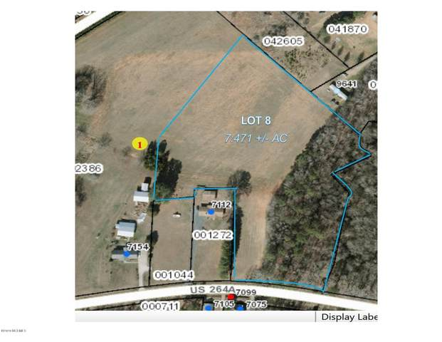 Lot 8 Us Highway 264A, Bailey, NC 27807 (MLS #100247858) :: Stancill Realty Group