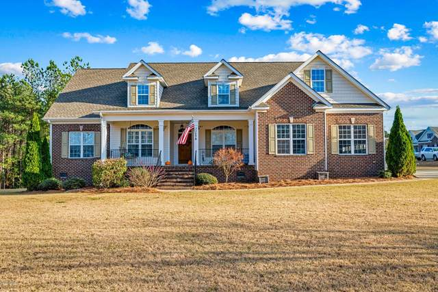 3205 Coley Road, Rocky Mount, NC 27804 (MLS #100247859) :: Stancill Realty Group