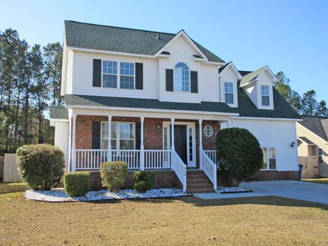 906 Huff Drive, Jacksonville, NC 28546 (MLS #100247862) :: Courtney Carter Homes