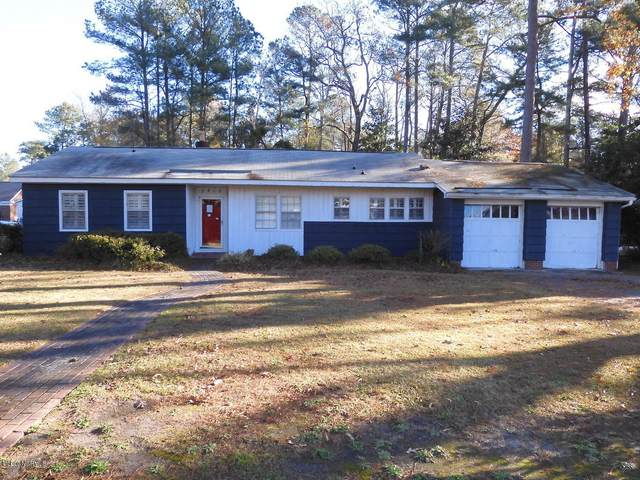 3313 S Church Street, Fountain, NC 27829 (MLS #100247881) :: Courtney Carter Homes