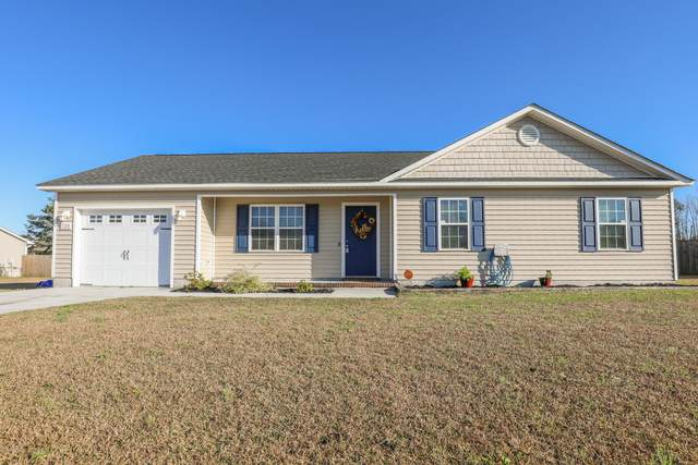 120 Woodbury Farm Drive, Jacksonville, NC 28540 (MLS #100247883) :: Courtney Carter Homes