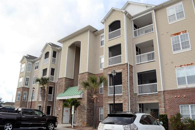 100 Gateway Condos Drive #131, Surf City, NC 28445 (MLS #100247888) :: Stancill Realty Group
