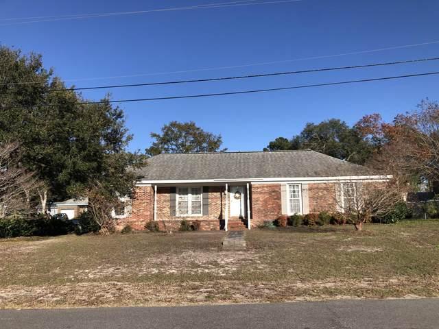4945 Ilex Drive, Wilmington, NC 28412 (MLS #100247889) :: The Cheek Team