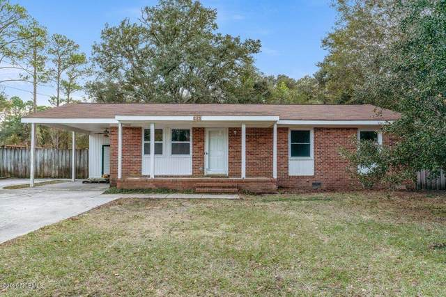 121 Greenview Drive, Wilmington, NC 28411 (MLS #100247901) :: Thirty 4 North Properties Group
