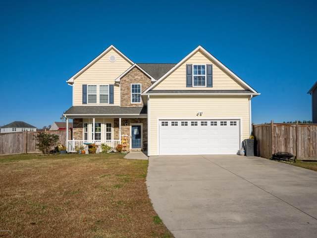 107 Landover Drive, Richlands, NC 28574 (MLS #100247920) :: CENTURY 21 Sweyer & Associates