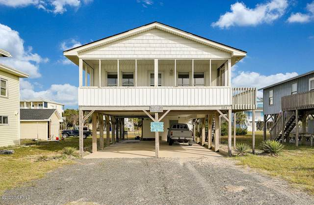 1124 E Beach Drive, Oak Island, NC 28465 (MLS #100247923) :: Courtney Carter Homes