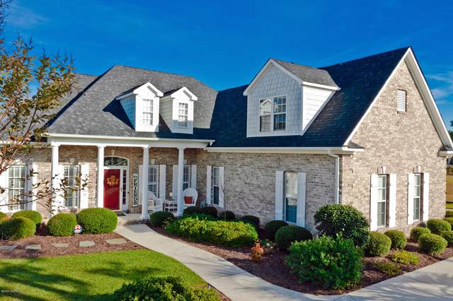 4302 Brigatine Lane SE, Southport, NC 28461 (MLS #100247942) :: Stancill Realty Group