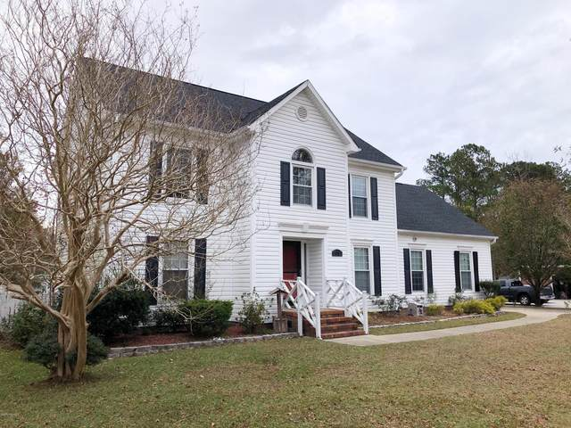 1105 Westmoreland Drive, Jacksonville, NC 28546 (MLS #100247944) :: CENTURY 21 Sweyer & Associates