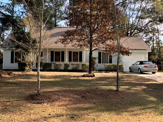 111 Walnut Drive, Swansboro, NC 28584 (MLS #100247948) :: Stancill Realty Group