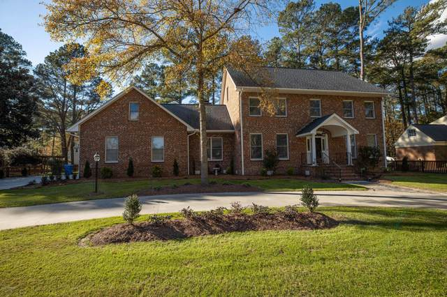 408 Queen Annes Road, Greenville, NC 27858 (MLS #100247955) :: Vance Young and Associates
