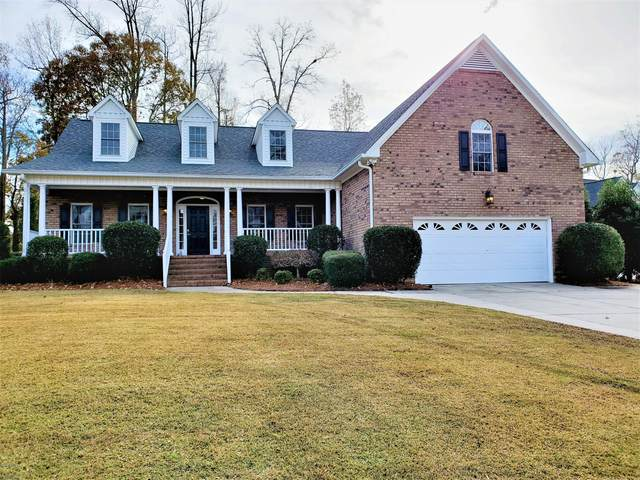 122 Neuse Harbour Boulevard, New Bern, NC 28560 (MLS #100247983) :: RE/MAX Elite Realty Group