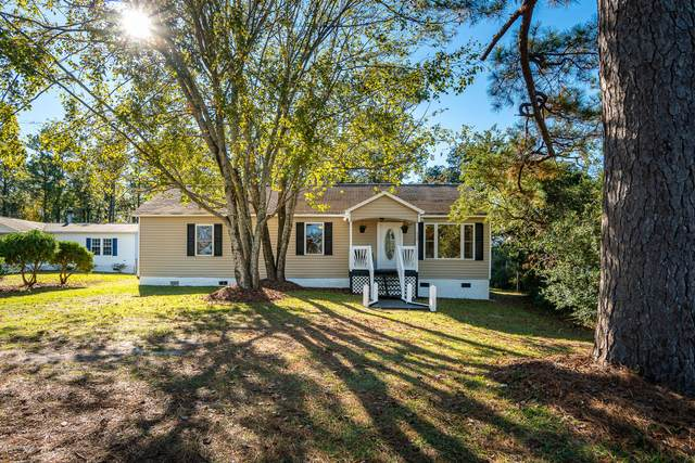 112 Sound Boulevard, Newport, NC 28570 (MLS #100247988) :: Frost Real Estate Team