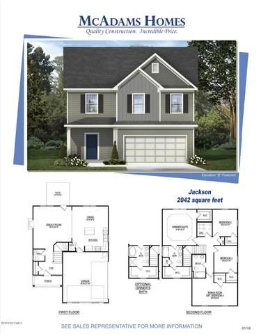 1465 Branch Row, Wilmington, NC 28405 (MLS #100248155) :: CENTURY 21 Sweyer & Associates