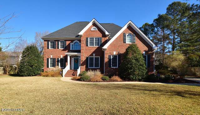 705 Bell Drive, Rocky Mount, NC 27803 (MLS #100248272) :: Castro Real Estate Team