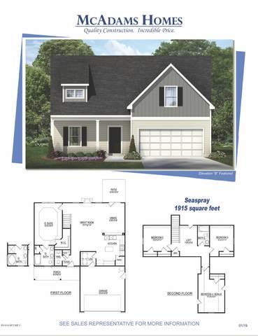 4727 Ballast Drive, Wilmington, NC 28405 (MLS #100248278) :: CENTURY 21 Sweyer & Associates