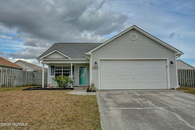 502 Foxfield Court, Wilmington, NC 28411 (MLS #100248319) :: Frost Real Estate Team