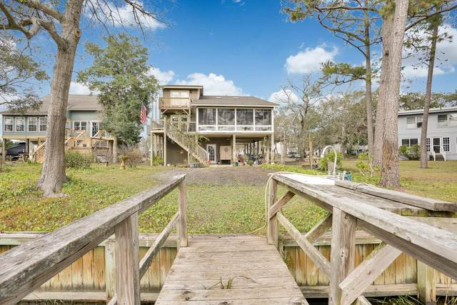 107 SW Yacht Drive, Oak Island, NC 28465 (MLS #100248324) :: Welcome Home Realty