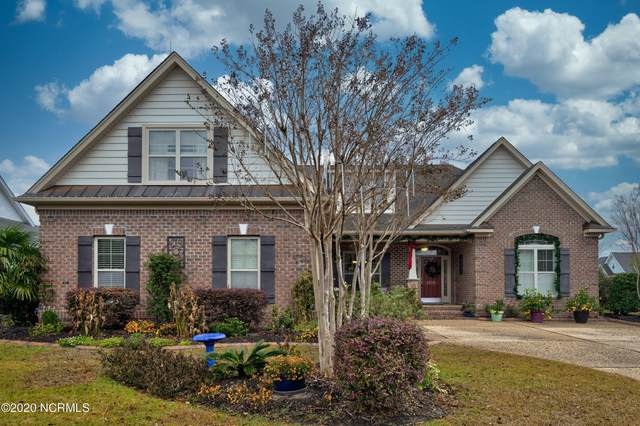 1218 Waterfall Way, Leland, NC 28451 (MLS #100248565) :: Barefoot-Chandler & Associates LLC