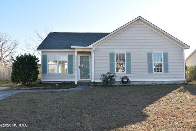 2516 Ashby Drive, Wilmington, NC 28411 (MLS #100248626) :: Lynda Haraway Group Real Estate