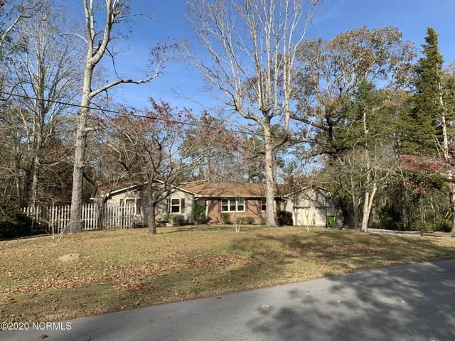 102 Oak Ridge Drive, Havelock, NC 28532 (MLS #100248641) :: Carolina Elite Properties LHR