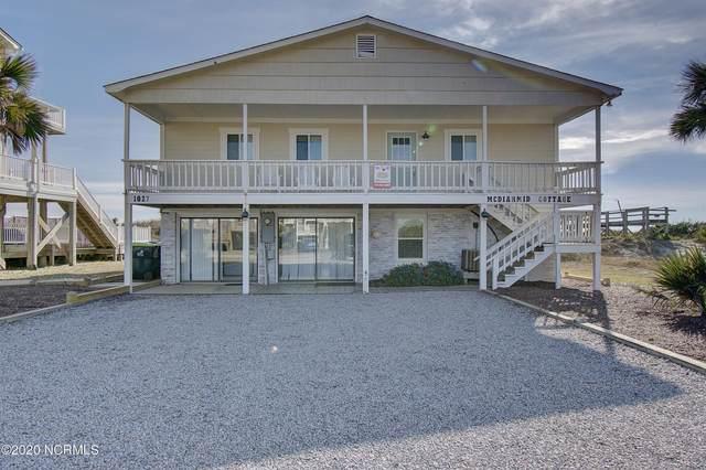 1027 Ocean Boulevard W, Holden Beach, NC 28462 (MLS #100248774) :: Welcome Home Realty