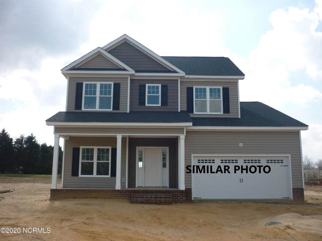 245 Deer Pointe Drive, Snow Hill, NC 28580 (MLS #100248787) :: Barefoot-Chandler & Associates LLC