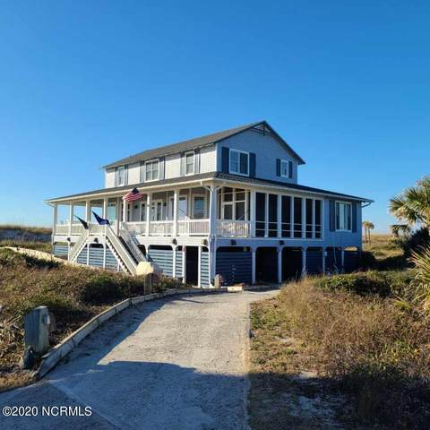 28 Sandpiper Trail Interval 12, Bald Head Island, NC 28461 (MLS #100248843) :: Donna & Team New Bern