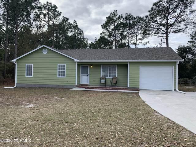 534 Sandridge Road, Hubert, NC 28539 (MLS #100248874) :: Lynda Haraway Group Real Estate