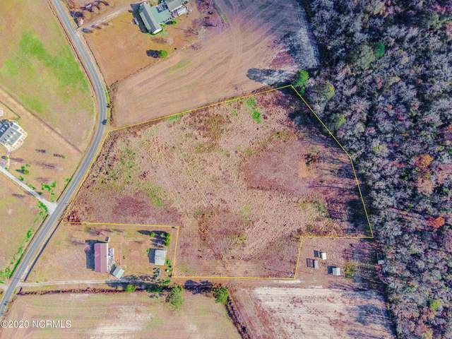 0 Jimmy Tate Williams Road, Beulaville, NC 28518 (MLS #100248881) :: Courtney Carter Homes