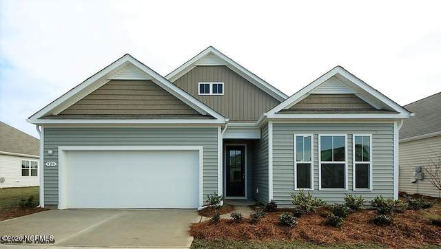 1103 Forest Glen Drive NE #14, Leland, NC 28451 (MLS #100248931) :: Vance Young and Associates