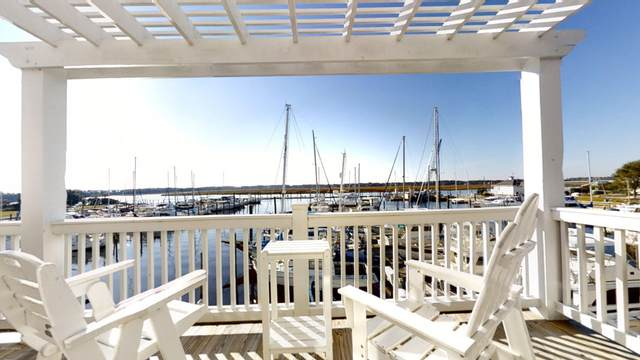 5005 Oquinn Boulevard SE #205, Southport, NC 28461 (MLS #100248951) :: Coldwell Banker Sea Coast Advantage