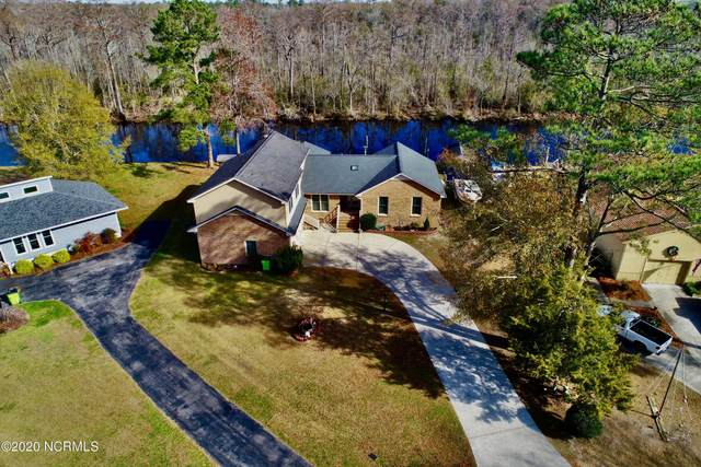 109 Knotline Road, New Bern, NC 28562 (MLS #100248960) :: The Oceanaire Realty