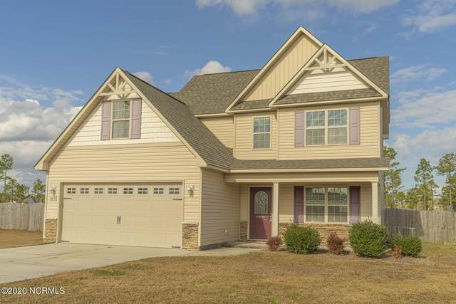 625 Parsley Drive, Hubert, NC 28539 (MLS #100249027) :: Berkshire Hathaway HomeServices Hometown, REALTORS®