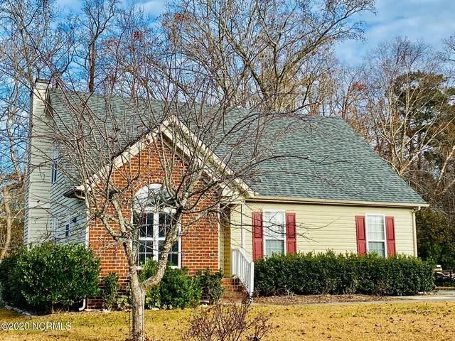 115 Arbor Drive, Greenville, NC 27858 (MLS #100249043) :: Lynda Haraway Group Real Estate