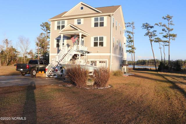 129 Mill Landing Point Road, Newport, NC 28570 (MLS #100249059) :: Frost Real Estate Team