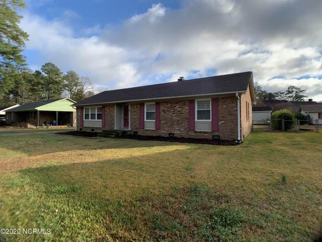 1813 Delwood Drive W, Wilson, NC 27893 (MLS #100249084) :: RE/MAX Essential