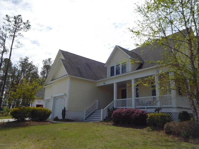 112 Lowery Lane, Swansboro, NC 28584 (MLS #100249154) :: CENTURY 21 Sweyer & Associates
