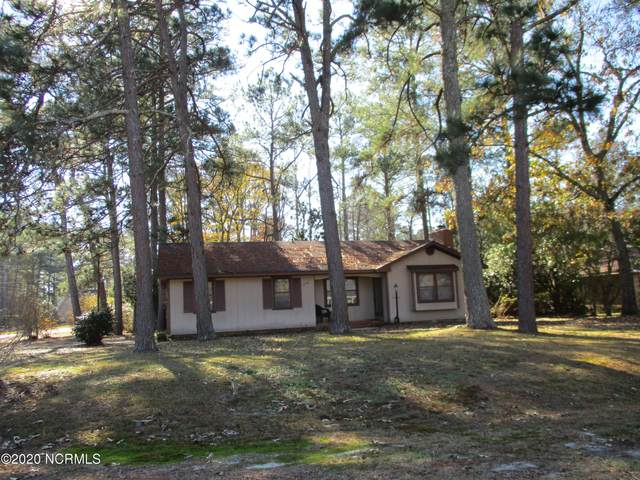 12540 Pineview Drive, Laurinburg, NC 28352 (MLS #100249169) :: The Cheek Team