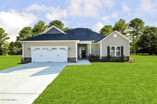 121 Tundra Trail, Swansboro, NC 28584 (MLS #100249263) :: Stancill Realty Group