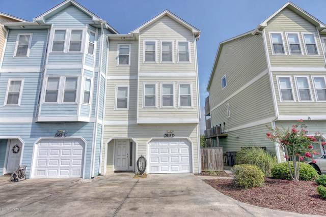 513 N New River Drive D, Surf City, NC 28445 (MLS #100249311) :: Stancill Realty Group