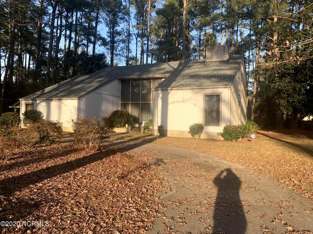 3604 Mansfield Drive, Rocky Mount, NC 27803 (MLS #100249365) :: Frost Real Estate Team